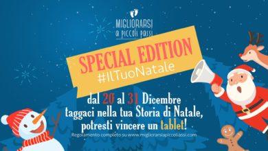 Photo of Migliorarsi Special Edition: condividere le storie del Natale per beneficenza