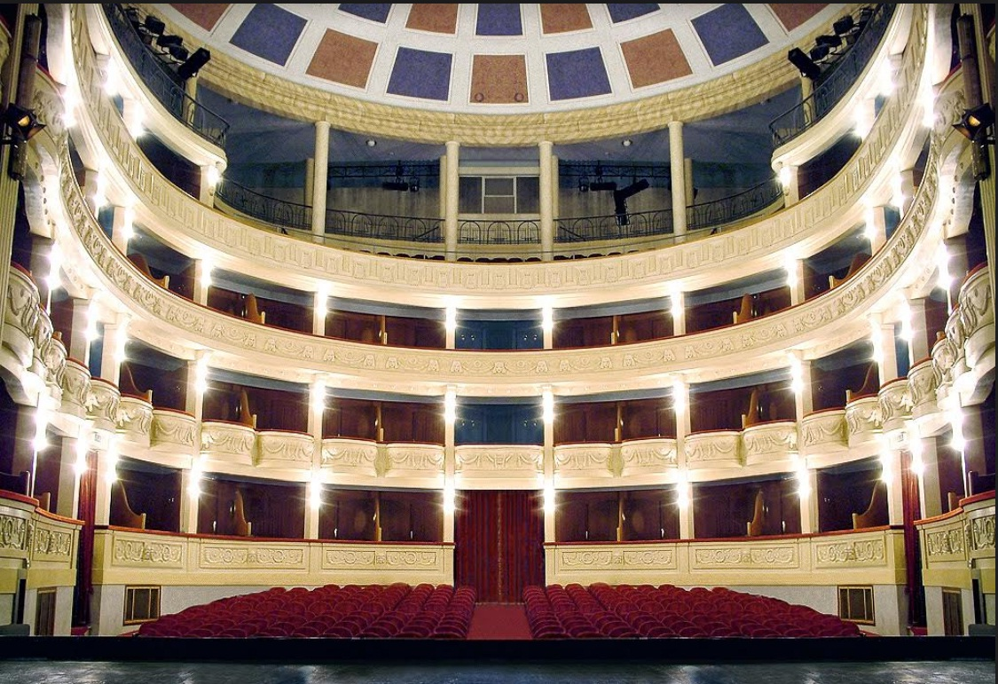Photo of TEATRO VERDI: sospensione rappresentazioni teatrali sino al 13 aprile 2020.