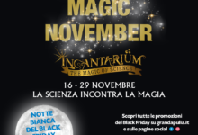 Photo of 'The Incantarium', al GrandApulia la scienza incontra la magia