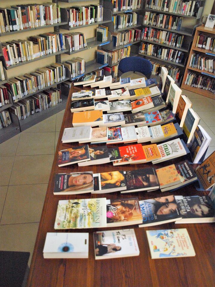 """Photo of """"IL MAGGIO DEI LIBRI 2019"""". Tanti eventi alla Biblioteca Comunale Minuziano."""