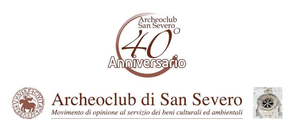 """Photo of L'Archeoclub di San Severo celebrerà il 40° anniversario del """"Convegno Nazionale di Preistoria Protostoria e Storia della Daunia"""""""