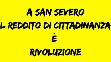 Photo of San Severo: LA RIVOLUZIONE DELLE CARD GIALLE