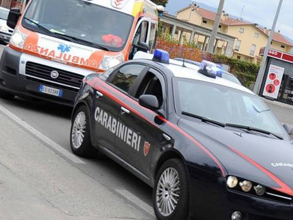 Photo of Pestano due carabinieri e fuggono: ricercati due uomini a San Nicandro