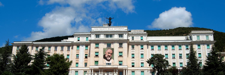 """Photo of CORONAVIRUS. ACCESSI BLOCCATI A """"CASA SOLLIEVO DELLA SOFFERENZA"""""""