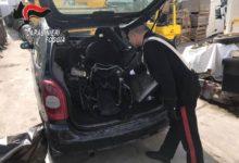 Photo of CERIGNOLA: TRASPORTAVA IN AUTO PEZZI DI MACCHINA RUBATA A BARI. DENUNCIATO