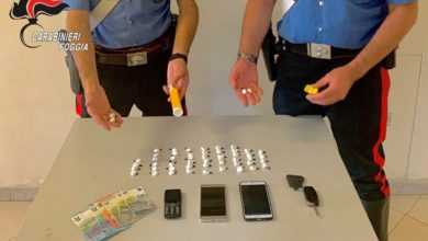 Photo of CERIGNOLA: SORPRESI IN PIENO CENTRO CON 52 DOSI DI COCAINA. ARRESTATI
