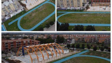 """Photo of (video) A San Severo, presto la Cittadella dello Sport. Miglio: """"Cantiere in fase avanzata"""""""