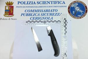 Photo of CERIGNOLA: La polizia arresta un  cittadino rumeno per tentato  omicidio nei confronti del fratello.