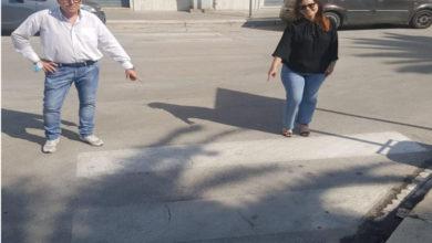 Photo of San Severo: strisce pedonali inesistenti… niente è più contagioso del buon esempio!