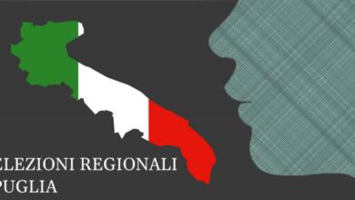 Photo of ELEZIONI REGIONALI 2020: IL VOTO FINALE DI SAN SEVERO PER I CANDIDATI ALLA PRESIDENZA DELLA PUGLIA.