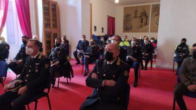 Photo of FESTA DI SAN SEBASTIANO: BILANCIO DELLA POLIZIA MUNICIPALE E GLI ELOGI CONSEGNATI