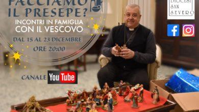 """Photo of Diocesi di San Severo: """"Facciamo il Presepe?"""" tutte le sere diretta streaming"""