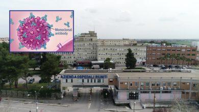 Photo of Gli anticorpi monoclonali al Policlinico Riuniti di Foggia