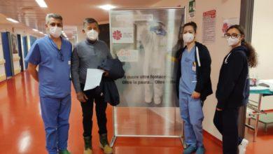Photo of Prosegue senza sosta la campagna vaccinale dei soggetti in condizioni  di estrema vulnerabilità e di disabilità grave al Policlinico Riuniti