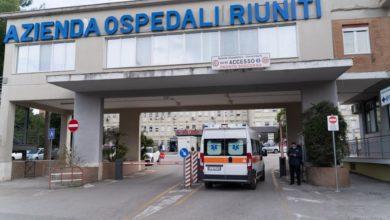 Photo of SONO 177 I PAZIENTI COVID AL RIUNITI DI FOGGIA