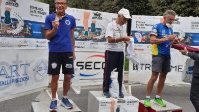 Photo of Il runner 70enne sanseverese Scanzano Francesco è vice campione italiano SM70 alla mezza maratona di Arezzo