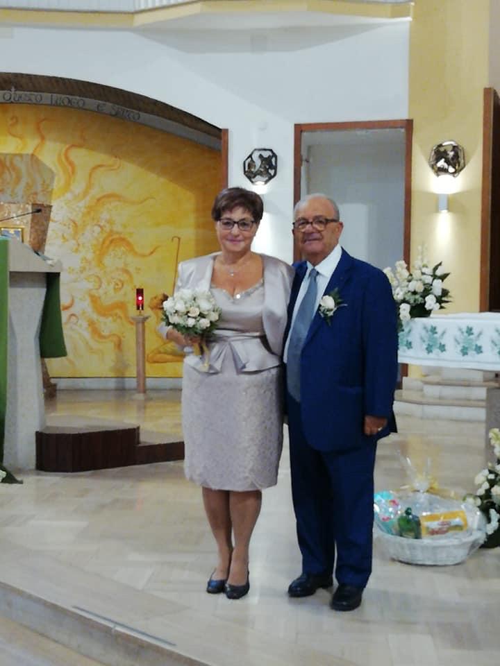 Youtube 50 Anniversario Di Matrimonio.50 Anni Di Matrimonio Di Felice Lombardi E Maria Teresa Mimmo La