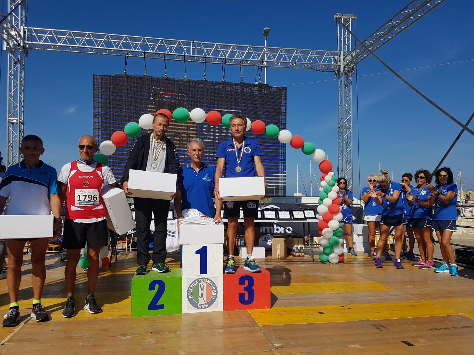 Photo of Successo per l'atleta sanseverese Francesco Scanzano al Campionato Italiano mezza maratona a Trani