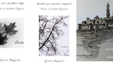 """Photo of SONETTI PER QUATTRO STAGIONI"""" E """"NA CANZONA NOVA"""", LA POESIA CHE RACCONTA NELLE NUOVE PUBBLICAZIONI DI GIANNI RUGGIERO"""
