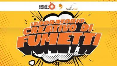 """Photo of """"Laboratorio Creativo di Fumetti"""": il fascino dei disegni e delle parole con il progetto """"Crescincultura""""."""