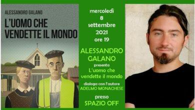 """Photo of All'Orsa Minore ALESSANDRO GALANO presenta """"L'uomo che vendette il mondo"""""""