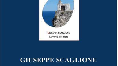"""Photo of """"LA VERITÀ DEL MARE"""" di GIUSEPPE SCAGLIONE alla Libreria Orsa Minore"""