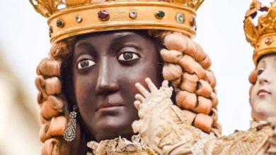 Photo of Atto di affidamento alla Beata Vergine Maria del Soccorso da parte di S.E. Mons. Giovanni Checchinato, vescovo della diocesi di San Severo.