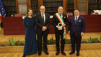 Photo of Premio 100 Ambasciatori Nazionali al Comune di Peschici