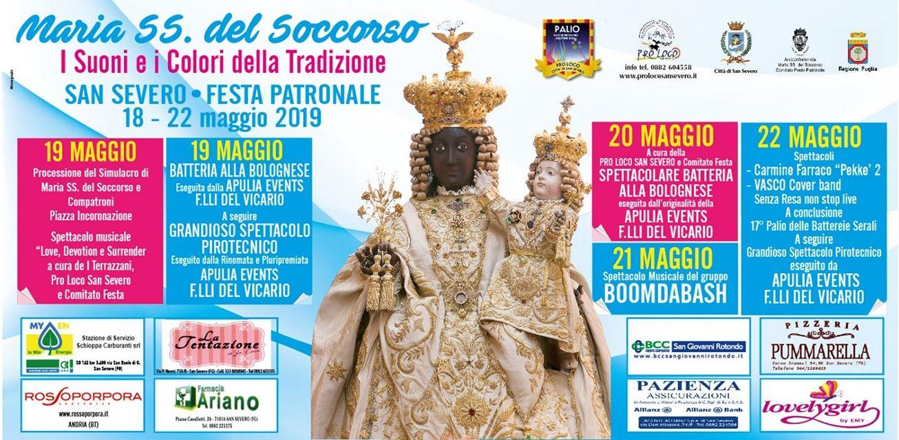 Photo of Festa Patronale: Il programma completo della Pro Loco