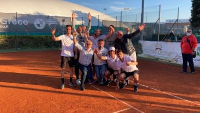 Photo of TENNIS – SERIE C MASCHILE: LA SQUADRA DELLO SC SAN SEVERO APPRODA IN SEMIFINALE