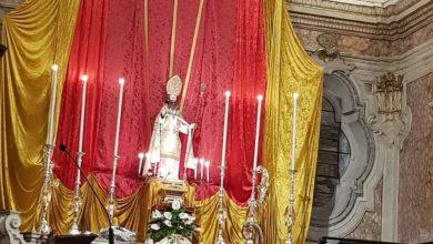 Photo of Festa di San Severo Vescovo: Mons. Checchinato ha tenuto l'omelia durante il Pontificale celebrato in Cattedraleil Pontificale