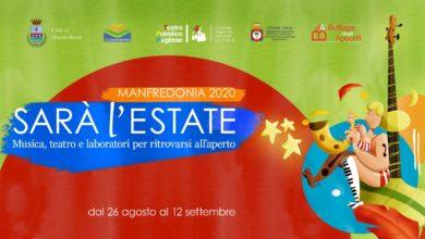 """Photo of Weekend di teatro e musica a Manfredonia con la Rassegna """"Sarà l'Estate"""", nei luoghi più suggestivi della città"""