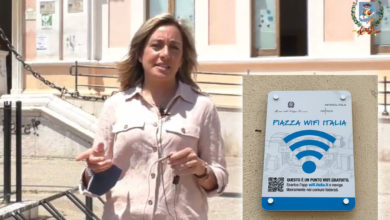 """Photo of San Severo: al via il progetto """"PIAZZA WIFI ITALIA"""", wifi gratis ai cittadini e ai turisti in alcune piazze della città"""