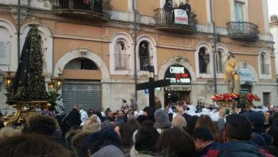 Photo of IL VENERDI' SANTO A SAN SEVERO – Quest'anno le tradizionali processioni non hanno avuto luogo