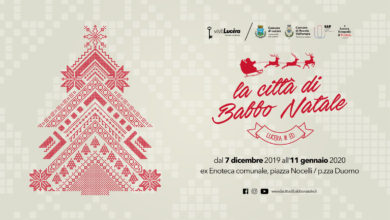 """Photo of Il corto promozionale de """"La Città di Babbo Natale"""" a Lucera impazza sul web."""