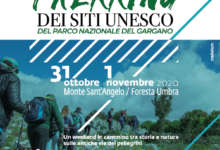 """Photo of Un weekend tra storia e natura alla scoperta della Foresta Umbra e Monte Sant'Angelo con  l'iniziativa gratuita """"Grantrekking dei siti UNESCO del Parco Nazionale del Gargano"""""""